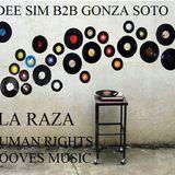 DEE SIM B2B GONZA SOTO- LA RAZA- HUMAN RIGTHTS- GROOVES MUSIC