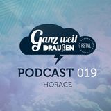 GWD Podcast 019 - Horace 08-05-15
