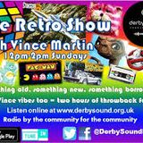The Retro Show, with Vince, 17th November 2019