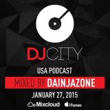 Dainjazone - DJcity Podcast - Jan. 27, 2015
