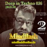 Deep in Techno 036 (28.05.18)