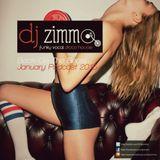 Back On The Beats (DJ Zimmo Mix Jan 2015)