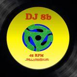DJ 8b - 2016 30 - 45 RPM