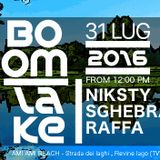 *SGHEBRA* Boom Lake (open air party) 31-07-2016