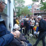 Niet te koop: Borgerstraat 75 bezet, 3 oktober