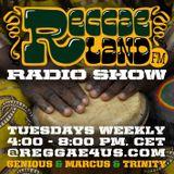 Reggaeland FM radio show @ reggae4us.com (27-Nov-2013 / P1)