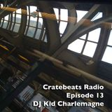 Cratebeats Radio Episode #13
