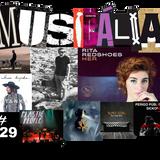 Musicália #29 - 11 Jun
