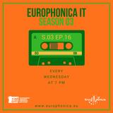 #IT GR / EUROPHONICA SEASON 3 EP16 / 15.02.18