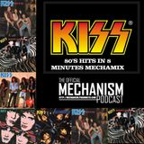 KISS - 80'S HITS IN 8 MINUTES MECHAMIX