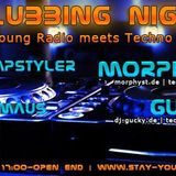 Live @Clubbing Night on Stay Young Radio