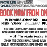 DJ Andy Effect - The Monta Musica Amsterdam Weekender Promo (Tribute Mix)