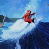 Ones and Zeros: Surfin' Bot!