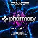 Pharmacy Radio #005 - Live at Dreamstate w/ guests Avalon & Casey Rasch