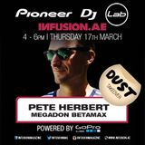 Pete Herbert & Megadon Betamax - Dust Takeover - Pioneer DJ Lab