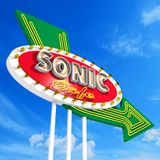 Sonic Cafe #126/Try Our Burma Shave Smoothies