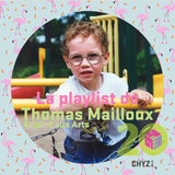 La Playlist de Thomas Mailloux : 22 juin 2017
