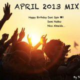 April 2013 Mix..