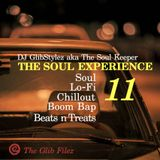 The Soul Experience #11  80's RnB by Dj GlibStylez