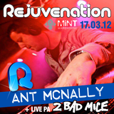 DJ Ant McNally - Retro Classique - VOL 2  - Rejuvenation 17.03.12
