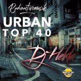 Dj Hekla - Urban Top 40 mix - Clean