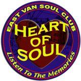 East Van Soul Club Radio Dec 6, 2015