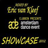 CLUBBIN presents_A.D.E Showcase - 2012