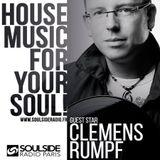 Clemens Rumpf @ Soulside Radio Paris (Deep Village Music Promo)