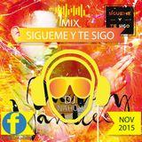 Dj Nahuu - Mix Sigueme y te sigo (Noviembre 2015)