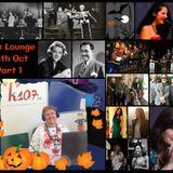 The Jazz Lounge Radio Show on K107fm Community Radio with Grace Black 28th Oct 2018 Part 1