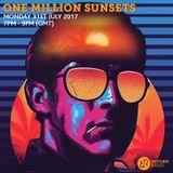 One Million Sunsets 31st July 2017