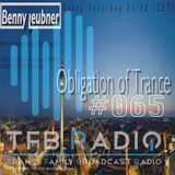 Podcast - Obligation of Trance #065
