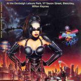 Helter Skelter Rave - Voyager 9th March 1996 - DJ Billy Daniel Bunter