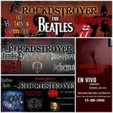 RockDstroyer & Mysticus Radio Capìtulo 1