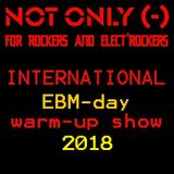 Not Only (-) 180215 - EBM day warm-up