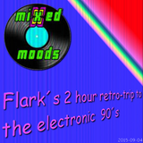 Mixed Moods Liveset: A 2 hour retro-trip to the electronic 90's!