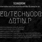 Live in the mix Artin.P (90 min) TECHNODROME