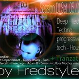 DJ SET MIXED BY FREDSTYLER 05/2015 ( full exclus beatport + Tranzat )