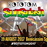 24/7 Reggae Station #015 - ESPECIAL ROTOTOM SUNSPLASH -  (10/8/2017)