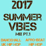 2017 Summer Vibes Mix Pt.1
