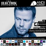 Electrik Playground 27/5/17 inc Ferry Corsten Guest Session