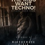 Algia @ BR!CK Presents : The Kids Want Techno!   Episode 5