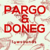 Lowsounds Special Radioshow Pargo Rojo Frito & Doneg.