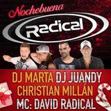 Dj Marta + Christian Millan + Dj Juandy @ Nochebuena ((Radical)) (Sala LAB, CD Regalo, 2018)