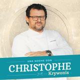 Christophe Krywonis en Mar del Plata.