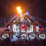 12th Planet @ bassPod, EDC Las Vegas, USA 2014-06-20