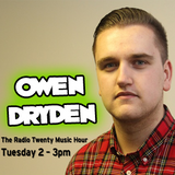 Owen Dryden, Tuesday 22nd October, 2-3pm