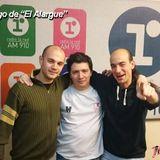 13/10/15 MUNDANOS en EL ALARGUE Radio La Red AM 910