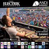 Electrik Playground 26/7/19 inc. DANNIC Guest Mix