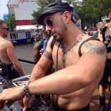 Amsterdam Gay Pride 2014 - Boat Mr. B  - by DJ Rafa Nunes